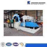 Machine à laver de sable pour le mien du fournisseur d'or Lzzg de la Chine