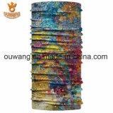 Moda Hot Sale Cheap Microfiber Tube Running Custom Bandana Printing