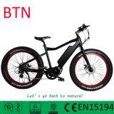 Снежка песка батареи покрышки 26 дюймов Bike Bafang тучного внутреннего электрический