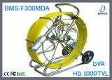 Cámara impermeable subacuática del detector del tubo