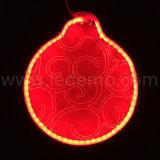 2017 Licht van het Nieuwe LEIDENE van de Decoratie van Kerstmis het AcrylMotief van het Neon