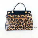 Trendy Manier van de Ontwerper de Handtassen van Dame PU Luipaard (nmdk-052702)