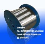 fio de aço High-Carbon de 0.6mm Phosphatized para o cabo ótico que reforça