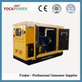 3 generadores de potencia diesel eléctricos insonoros de la fase 15kVA