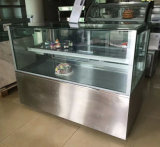 Consumo das baixas energias fácil operar o congelador do indicador do bolo (R730V-S2)