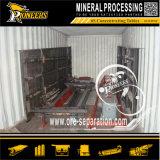 Steinsand-Erzaufbereitung-Maschinen-rüttelnder Bergbau-Mineraltisch