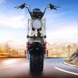 Scooter électrique de Harley de deux roues avec le grand pneu gonflable de vide