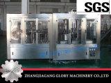 Imbottigliatrice automatica dell'acqua gassosa con la catena d'imballaggio