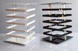 Акриловый стеллаж для выставки товаров ювелирных изделий