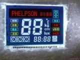 Visualização óptica pequena monocromática do LCD do tamanho de Customerized