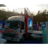 De LEIDENE van de Vrachtwagens van de Propaganda van de Brand JAC Vrachtwagens van de Reclame voor Verkoop