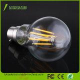 Lumière d'ampoule du filament DEL d'A60 2W-8W avec le lumen élevé