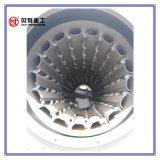 10mmの乾燥ドラム環境保護80t/H (LB1000)のアスファルト混合機械