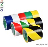 Fita do duto do PVC da impressão com núcleo de papel para envolver