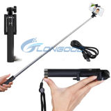 Миниая складная ручка Selfie Monopod штарки Bluetooth для iPhone Samsung
