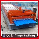 Крыша плитки Китая застекленная поставщиком формировать машину