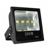 Garantía de dos años de Driverless IP65 (100W-$15.83/120W-$17.23/150W-$24.01/160W-$25.54/200W-$33.92/250W-$44.53) de la luz de inundación de la MAZORCA LED del precio bajo 120W de la alta calidad