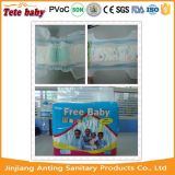 Prix somnolent remplaçable en gros respirable doux de couche-culotte de bébé dans des constructeurs de balles en Chine