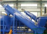 우리 공장 공급 세척을 분쇄하는 가장 새로운 폐기물 플라스틱 병 조각 기계 재생