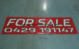 La publicité faite sur commande extérieure d'impression Bloquent-à l'extérieur le drapeau de PVC de vinyle (SS-VB90)