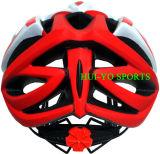 Casque aérien de route, casque de route de recyclage, casque de vélo