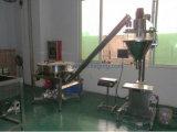 Flexibles Metallpuder-Schrauben-Förderanlage mit zwei Motoren