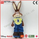 Muñeca suave del conejito del juguete de la felpa de los animales rellenos