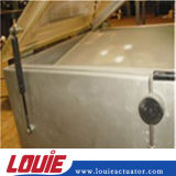 Поднимите весну газа при по-разному Nylon Connerctors используемое для резцовой коробка