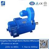 Nuevo Ce Z4-100-1 de Hengli motor del cepillo eléctrico de la C.C. de 2.2 kilovatios