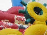 Bestes verkaufenkind-aufblasbares Piraten-Lieferungs-federnd Plättchen