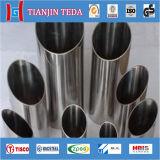Tube de l'acier inoxydable TP304 ou pipe sans joint soudé