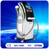 2 in 1 IPL + Laser Diode Laser-Hair Removal Machine IPL Shr