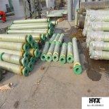 Polyurethan-Material nehmen FRP Rohr für die Thermalquelle-Wasser-Beförderung an