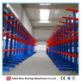 Cremalheira resistente galvanizada aço do armazém da cremalheira Cantilever de China Q235