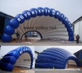 Bewegliches aufblasbares Shell-Abdeckung-Zelt