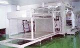 Haustier-Blasen-Verpackungs-Maschinenhälfte mit Papierkarte für grelles Licht