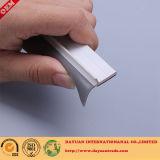 CO 내밀린 단단한 PVC 및 연약한 PVC 밑바닥 문지방 봉합 지구
