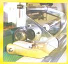 Semi-Auto máquina de colagem