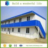 Comodidad de dos pisos prefabricada barata del campo de trabajos forzados del campo