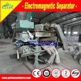 Eletro separador magnético da ilmenite, máquina magnética elétrica do separador do minério de tungstênio