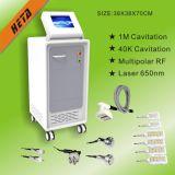 SGS und Karosserie DER BV-anerkannte HF-Haut-Care+Laser, die Maschinen-Multifunktionshaut-Schönheits-Gerät H3002c abnimmt