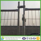 Painéis de vedação temporária galvanizados a quente de 2.1X2.4m