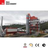 Centrale de malaxage de traitement en lots chaude d'asphalte de 400 t/h/usine d'asphalte pour la construction de routes