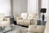 Домашняя модель 916 софы кожи Recliner мебели