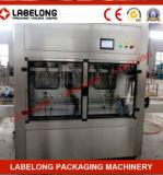 Máquina de enchimento linear da pasta elevada automática do mel da viscosidade
