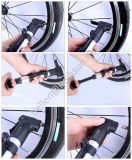 [بيسكل بومب] مصغّرة/يد درّاجة مضخة مع [برسّور بومب] عال