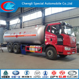 De nieuwe Tankwagen van LPG van de Voorwaarde Q345r 25 Cbm