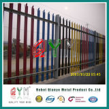 Втройне Point/Single Point Palisade Fence для Sale