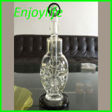 2015 New Pipe Skull Recycler Water Pipe