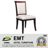 Chaise à niveau élevé de banquet de chaise d'hôtel (EMT-HC121)